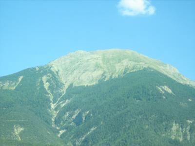 sommet àplus de 2000 m