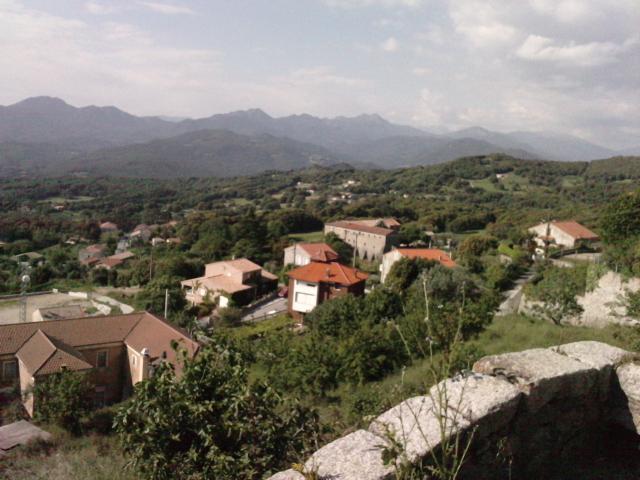 vue depuis Bicchisano