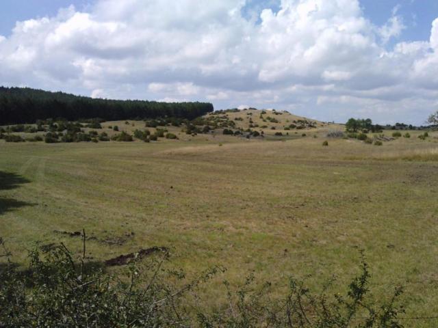 Plateau des Causses Méjean