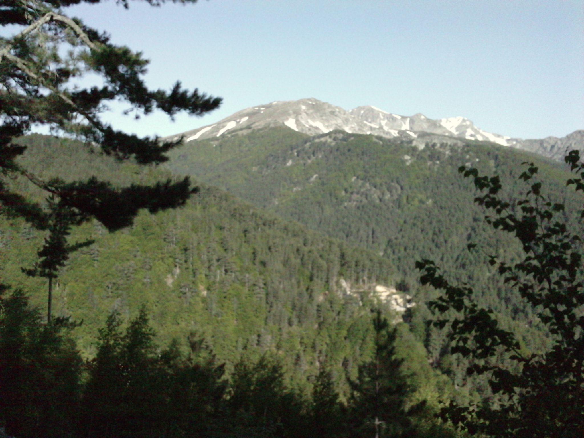 Mont Rénoso 2352 m