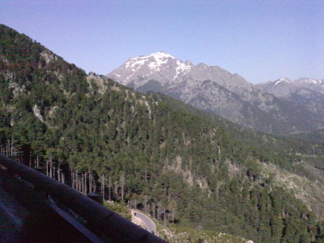 Mont Rotondo 2622 m